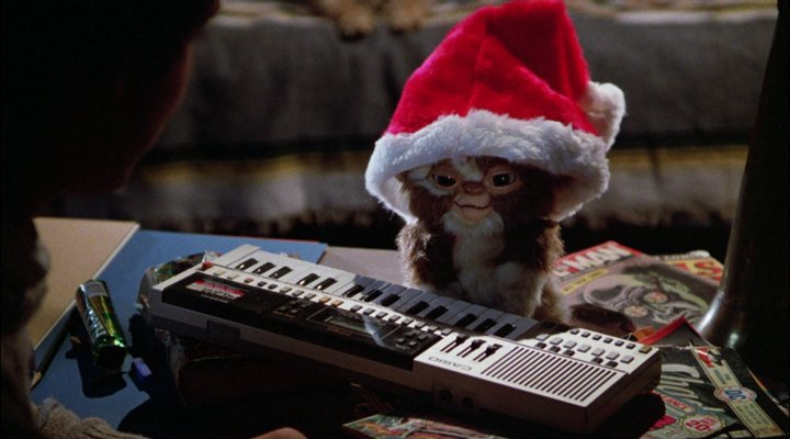 The 1984 hit 'Gremlins' is another Christmas re-release perfect for families