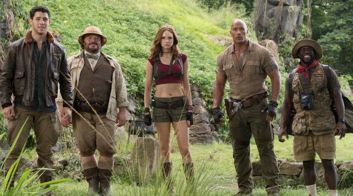 'Jumanji: The Next Level' adds to its already well-established comedic cast with Danny DeVito, Danny Glover and Nick Jonas