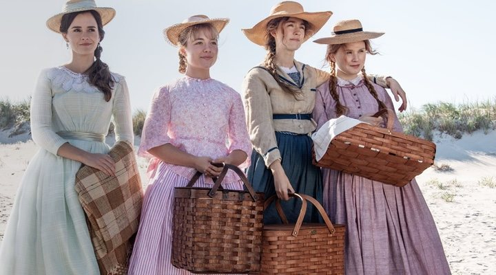 Family is at the core of both Christmas and 'Little Women'