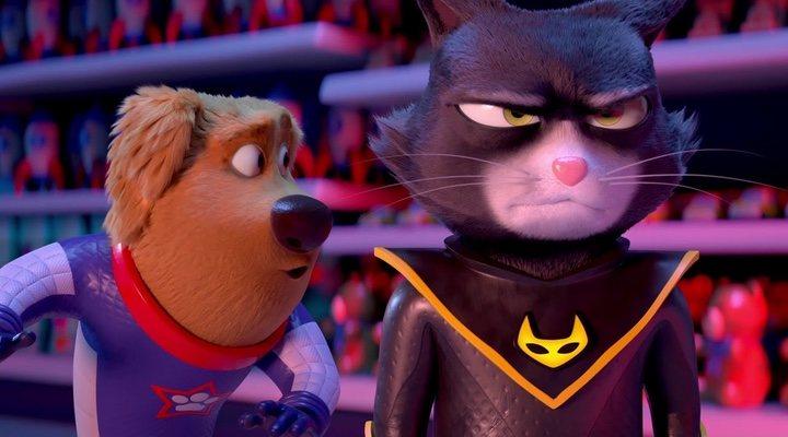 'StarDog and TurboCat' promises an animated adventure starring man's best friend