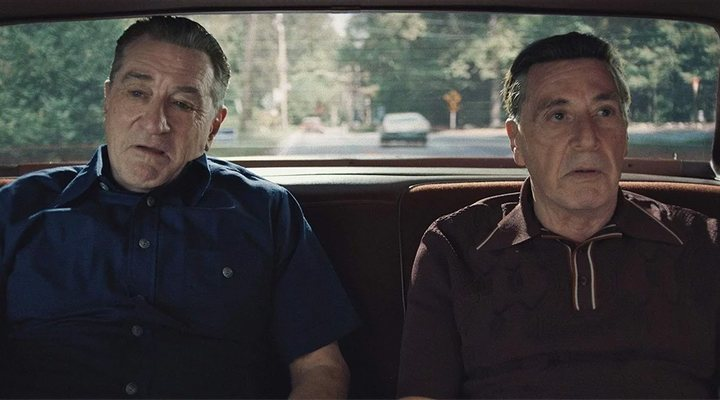 The meme-makers strike again, this time with Martin Scorsese's 'The Irishman'