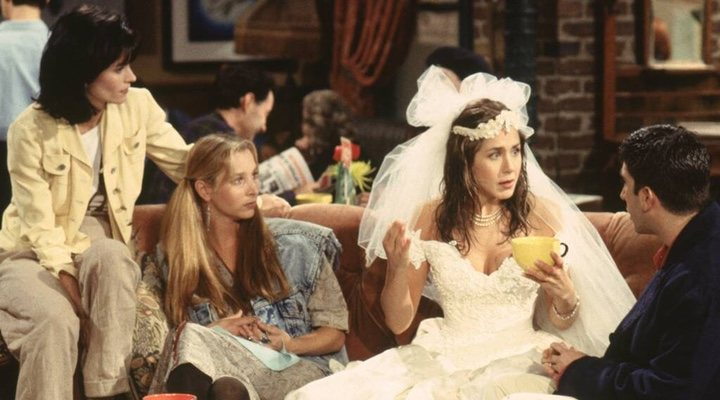 2019 marks the 25th anniversary of the sitcom 'Friends'