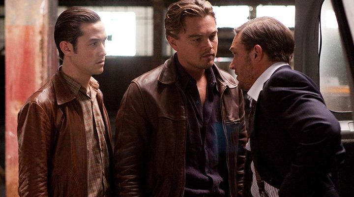 'Inception' is one of the most visually impactful films of the decade