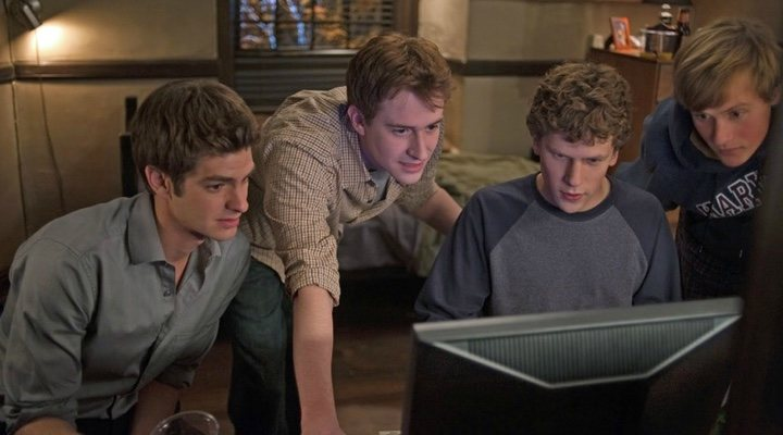 'The Social Network' uses the story of social media as a searing portrait of human nature