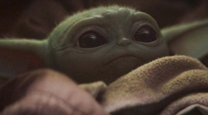 Baby Yoda: Jedi master and darling of the Internet