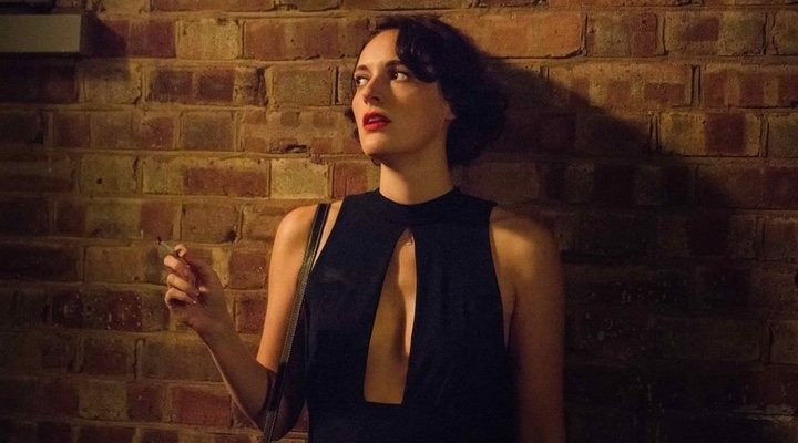 Both Fleabag and her creator, Phoebe Waller-Bridge, became television icons in 2019