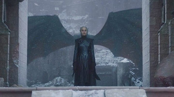 Whether her final change was realistic or not, we spent eight seasons loving watching the Mother of Dragons