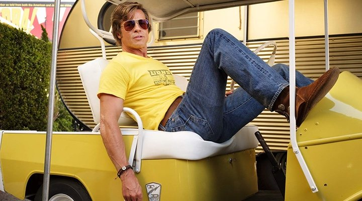 The effortlessly cool Cliff Booth could bag Brad Pitt this year's Oscar for Best Supporting Actor