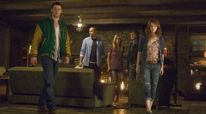 'The Cabin in the Woods' takes horror movie tropes and turns them on their head