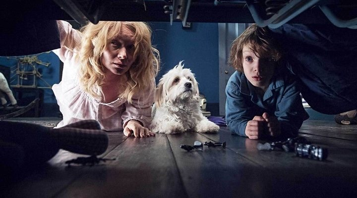 'The Babadook' uses its central monster to explore the destructive power of grief
