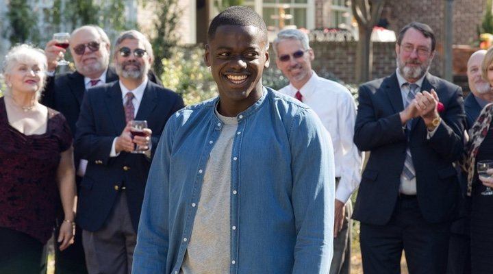 'Get Out' was critically acclaimed for its unflinching portrayal of the life of black men in Trump's America