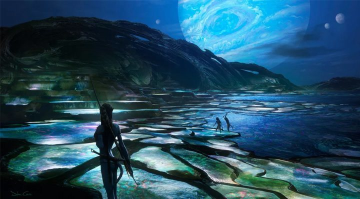 These images are our first glimpse at the Na'vi in 11 years