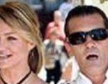 Cameron Díaz y Antonio Banderas en Madrid
