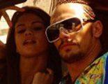 Primera imagen de James Franco en el rodaje de 'Spring Breakers' con Selena Gomez