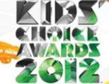 Ganadores de los Kids' Choice Awards 2012