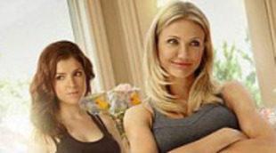 Cameron Diaz, Anna Kendrick, Jennifer Lopez y más embarazadas en el póster de 'Qué esperar cuando estás esperando'