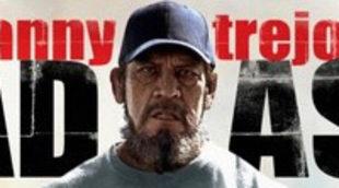 Póster de 'Bad ass', la película de Danny Trejo inspirada en un vídeo de YouTube