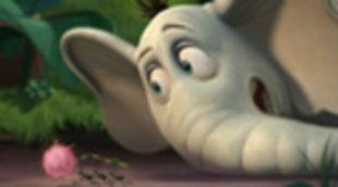 Cartel en castellano de 'Horton'