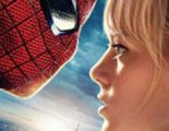 Emma Stone comparte nuevo póster de 'The Amazing Spider-Man' con Andrew Garfield
