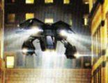 Un vistazo más de cerca a The Bat, la nave voladora de 'El Caballero Oscuro: La leyenda renace'