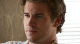 Primer vistazo a Liam Hemsworth y Dwayne Johnson en 'Empire State'