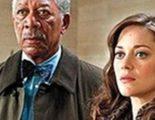 Miranda Tate y Lucius Fox protagonizan algunas de las nuevas imágenes de 'El Caballero Oscuro: La leyenda renace'