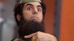 El dictador Aladeen pasa por encima de Scrat y Spidey para adueñarse de la taquilla española