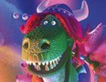 El dinosaurio Rex de 'Toy Story' se da un buen baño en el nuevo cortometraje de Pixar