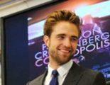 Robert Pattinson promociona 'Cosmópolis' abriendo la sesión de Wall Street