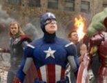 Risas y gazapos en cuatro minutos de tomas falsas de 'Los Vengadores'