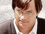 Imágenes de Ashton Kutcher caracterizado con unos años de más en el biopic sobre Steve Jobs