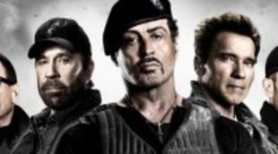 'Los mercenarios 2' siguen al frente de la taquilla norteamericana en el que es uno de los más débiles fines de semana