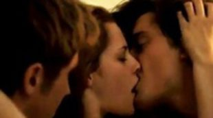 Kristen Stewart hace un trío con Garret Hedlund y Sam Riley en el nuevo tráiler de 'En el camino (On the Road)'