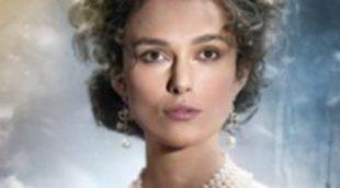 Pósters individuales de Keira Knightley, Jude Law y Aaron Johnson para 'Anna Karenina'