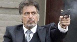 Primera imagen de Al Pacino, Christopher Walken y Alan Arkin en 'Stand Up Guys'