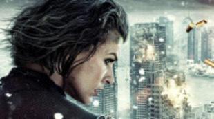 'Resident Evil: Venganza' gana al re-estreno 3D de 'Buscando a Nemo' en Estados Unidos