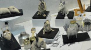 Inaugurada en Madrid 'Frankenweenie: La exposición', que abrirá al público hasta el 6 de octubre