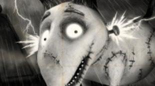 """Las mascotas de 'Frankenweenie' imitan a los monstruos clásicos en varios pósters """"vintage"""""""