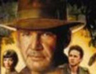 Cartel definitivo de 'Indiana Jones IV'