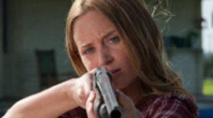 Tensión entre Joseph Gordon-Levitt y Emily Blunt en un clip exclusivo de 'Looper'