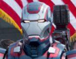 Tony Stark, Pepper Potts y el Iron Patriot se muestran en las nuevas imágenes de 'Iron Man 3'