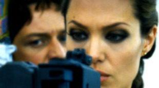 Angelina Jolie no regresará a 'Wanted 2' y buscan una nueva protagonista femenina