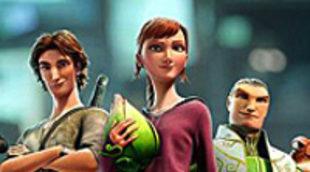 Nuevas imágenes de la película de animación 'Epic: El mundo secreto'
