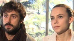"""Hugo Silva y Aura Garrido de 'El Cuerpo': """"Es una película profunda que va más allá del suspense y el desconcierto"""""""