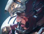 Robert Downey Jr., con la cara ensangrentada en la nueva imagen de 'Iron Man 3'