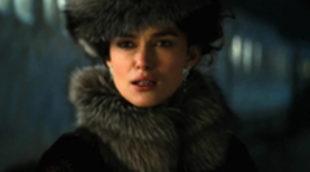 Tráiler español de 'Anna Karenina' con Keira Knightley, Jude Law y Aaron Johnson