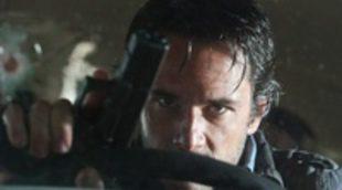 Entrevista a Rodrigo Santoro y Luis Guzmán de 'El último desafío', el regreso de Arnold Schwarzenegger