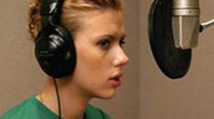 Scarlett Johansson cuenta que hizo enferma el casting para el papel de Fantine en 'Los Miserables'