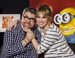 Florentino Fernández y Patricia Conde, juntos para el doblaje de 'Gru, mi villano favorito 2'