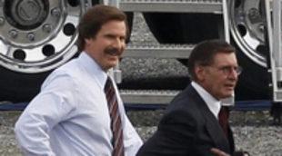 Primeras imágenes de Harrison Ford en el rodaje de la secuela de 'El reportero'